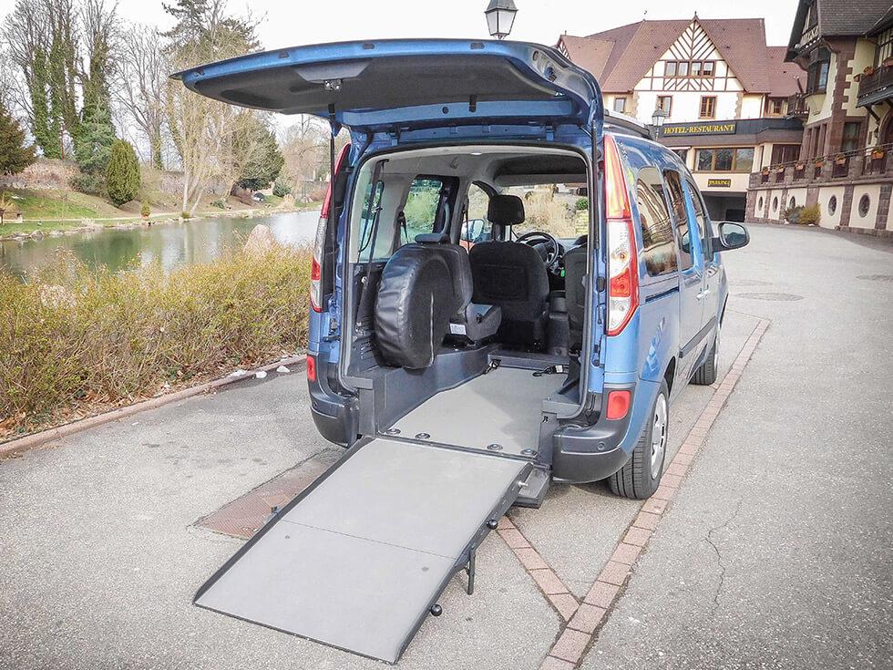 Avec Handynamic, louez une voiture aménagée handicap à Mulhouse