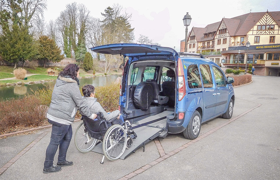 Handynamic Ouvre Un Point Relais De Location De Voiture Accessible à Mulhouse