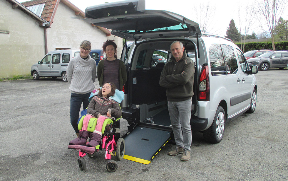 Faire Financer En Garnde Partie Sa Voiture Accessible, C'est Possible !