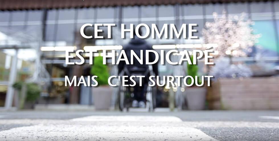 Un Clip Percutant Pour Faire Tomber Les Préjugés Sur Le Handicap