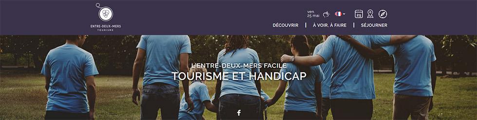 Choisissez Des Lieux Et Activités Adaptés Au Handicap Dans L'Entre Deux Mers !