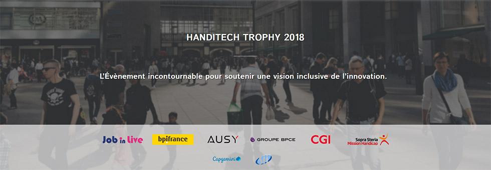 Le Handitech Trophy met en avant les innovations en faveur du handicap