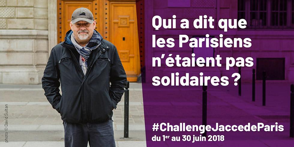 Jaccede Propose Un Challenge Pour Améliorer Le Quotidien Des Personnes à Mobilité Réduites à Paris !