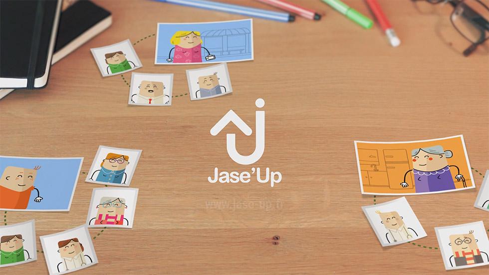 L'application Jase Up Aide Les Personnes Handicapées Et Les Personnes Agées