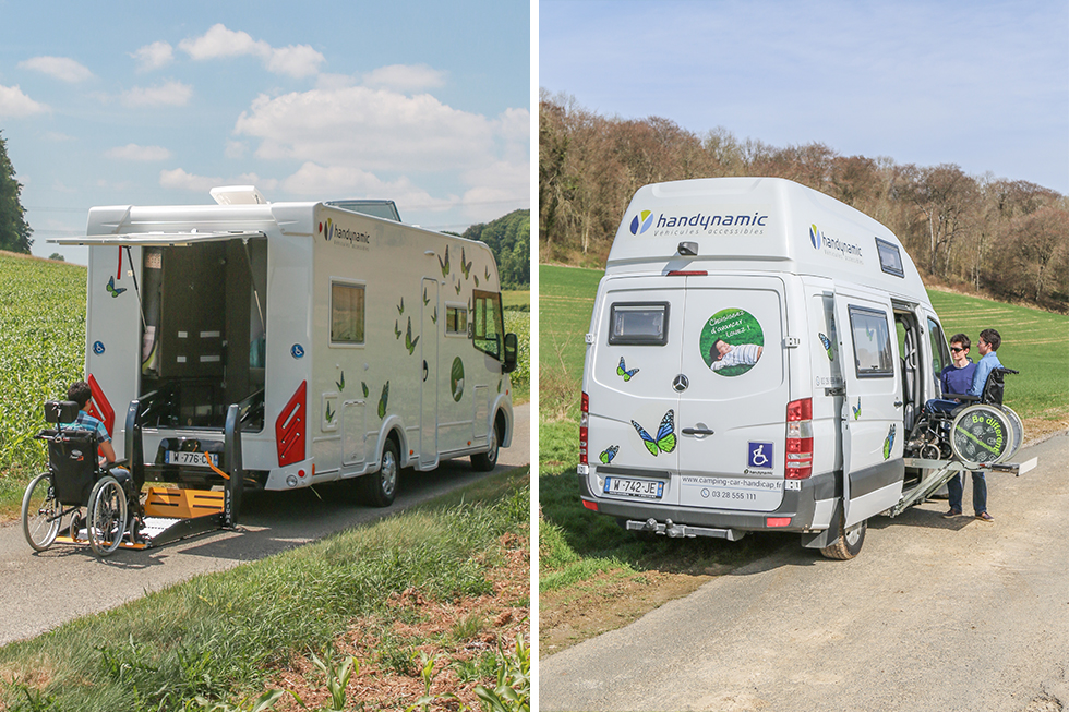 Deux Camping-cars Accessibles D'occasion Disponibles !