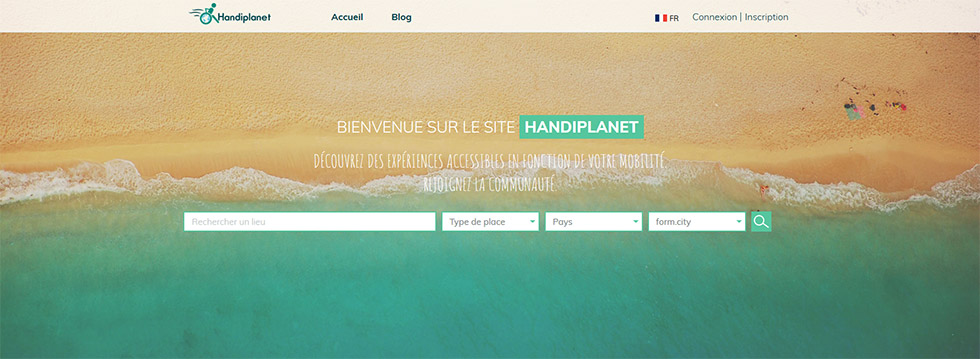 Handiplanet : Un Guide De Voyage Collaboratif Pour Personnes Handicapées