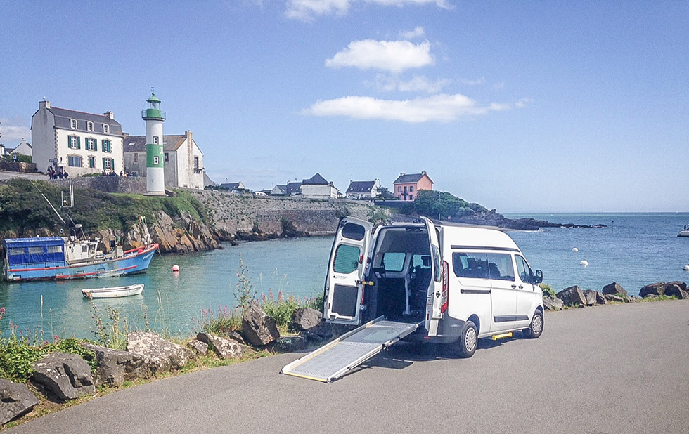 Voyagez en Europe à bord de nos voitures accessibles de location