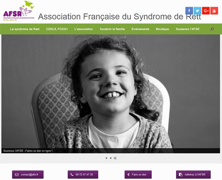 site de l'AFSR