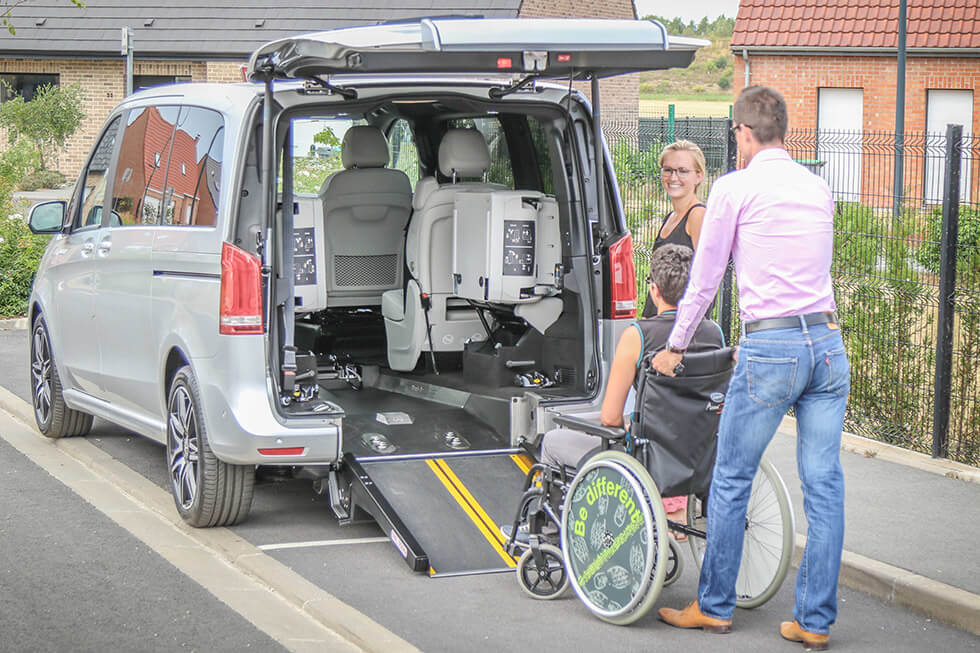 Test Du Mercedes Classe V PremiumAccess, Un Monospace Accessible Exceptionnel !
