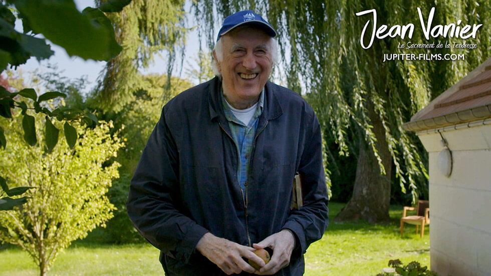 Jean Vannier, le sacrement de la tendresse