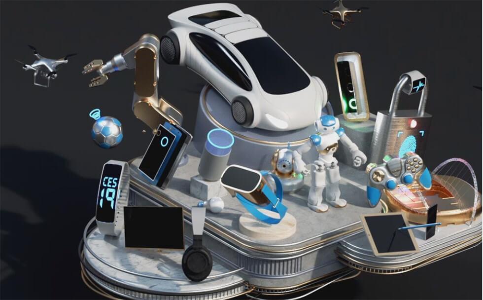 CES 2019, Des Innovations Au Service De La Mobilité