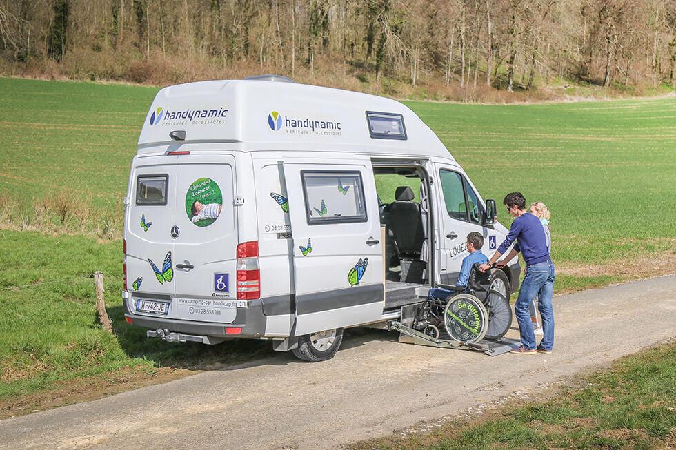 Planifiez Vos Vacances 2019 En Camping-car Accessible !
