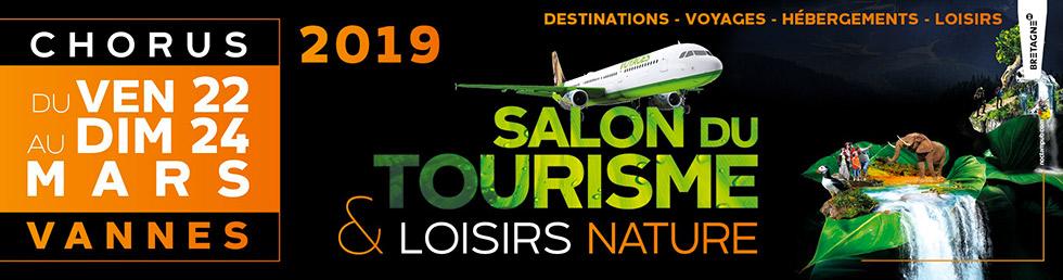 Ce Week-end, C'est Le Salon Du Tourisme Et Des Loisirs Nature à Vannes !
