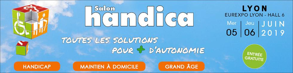 Handynamic Expose Des Véhicules Accessibles Au Salon Handica 2019 De Lyon !