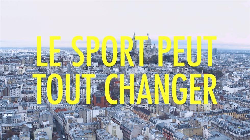 Paris 2024, Le Sport Peut Tout Changer !