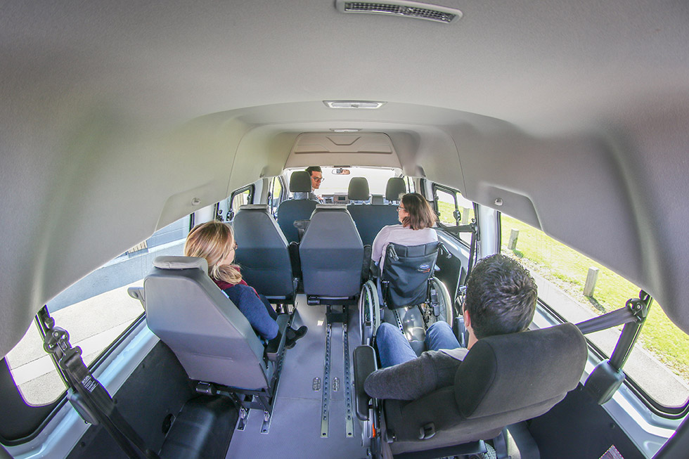 Les sociétés de transport adapté proposent des véhicules pour la mobilité de tous