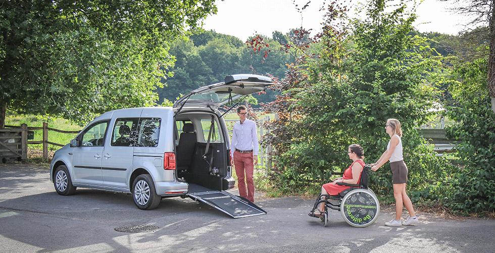 Handynamic propose une large gamme de voitures accessibles