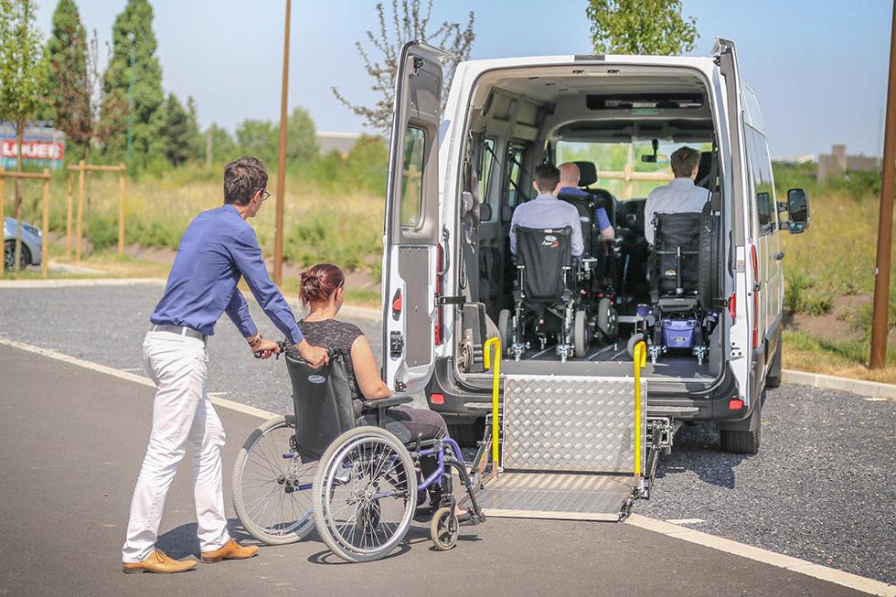 Dossier Sur Les Solutions De Transports Adaptés Handicap
