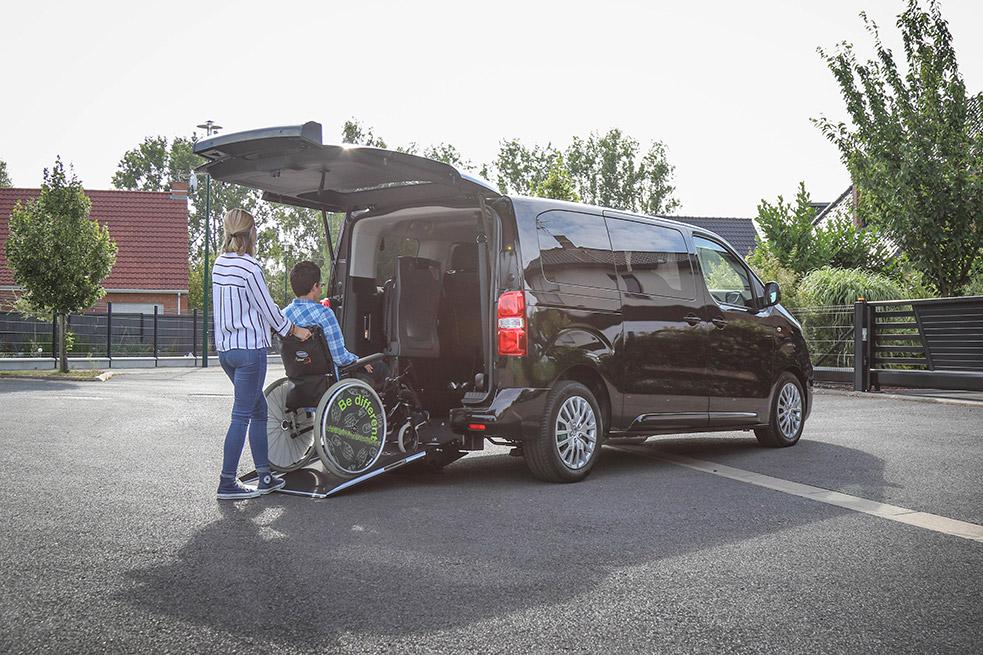Venez essayer le Peugeot Traveller Family au salon Autonomic Rennes