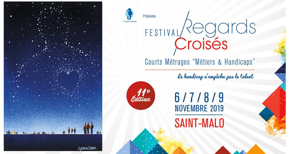 La 11ème édition Du Festival Regards Croisés A Lieu Les 7, 8 Et 9 Novembre 2019 !
