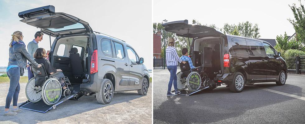 A Rennes, nous vous avons présenté le Nouveau Berlingo Xtra HappyAccess et le Traveller Family !