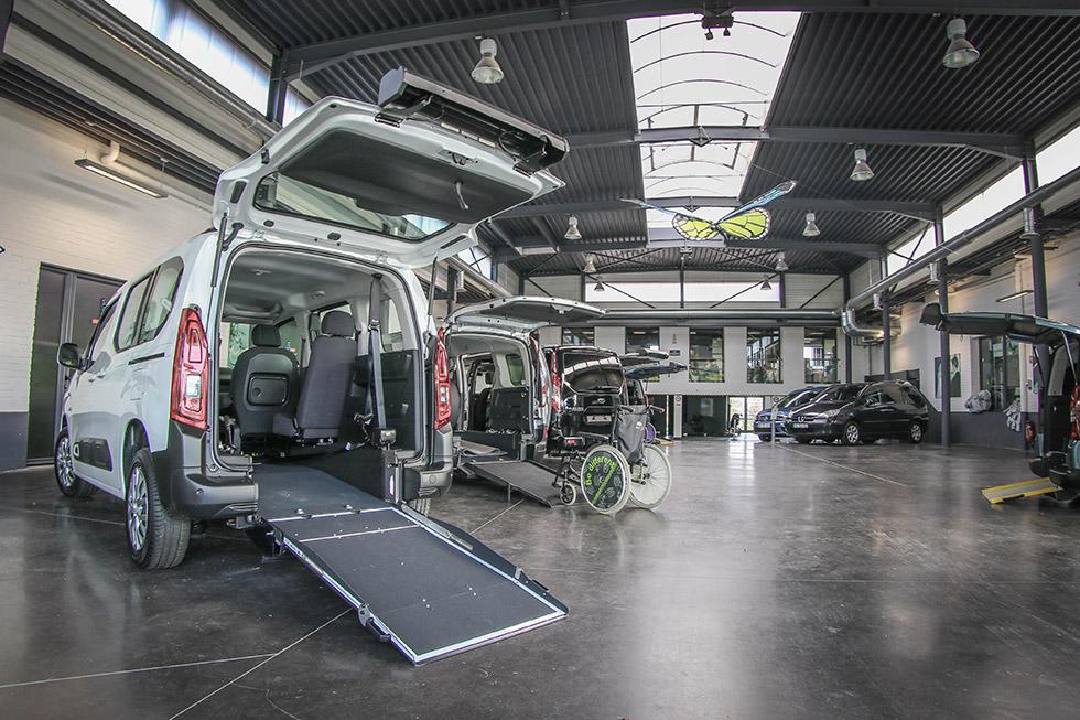 Découvrez encore plus de voitures accessibles dans notre showroom de Seclin !