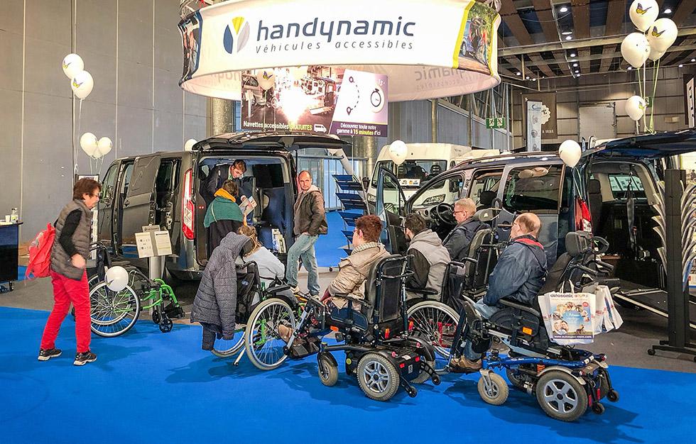 Handynamic Sera Présent Au Salon Autonomic Lille 2019