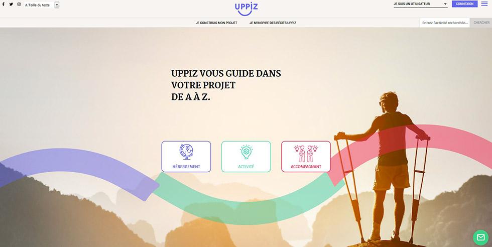 Avec UPPIZ, Vous Créez Votre Projet De Voyage Adapté !