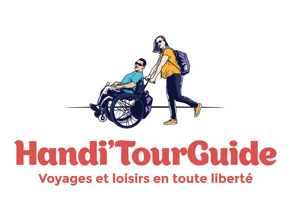 Voyagez et sortez accompagné avec Handi'TourGuide