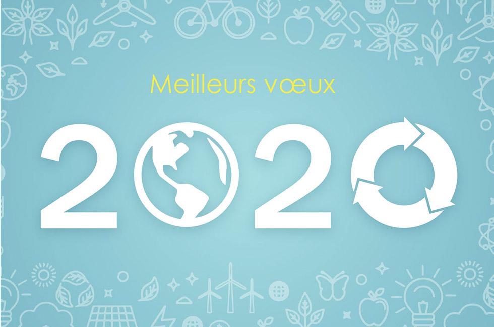 Belle Et Heureuse Année 2020 De La Part De Toute L'équipe Handynamic !