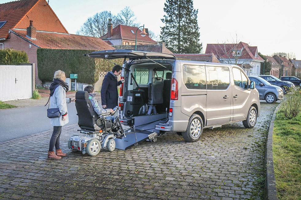 Nous Avons Testé Le Renault Trafic Aménagé HappyAccess !