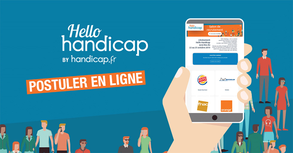 Particpez Au Salon Hello Handicap 2020