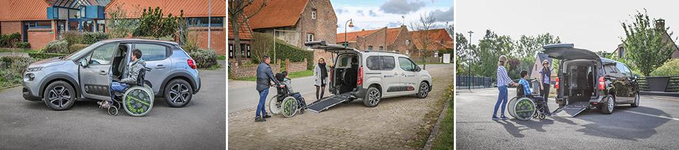 Choisissez le modèle de voiture accessible que vous souhaitez louer