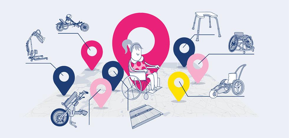 Bientôt du matériel médical, des voitures accessibles et des services complémentaires sur Toolib