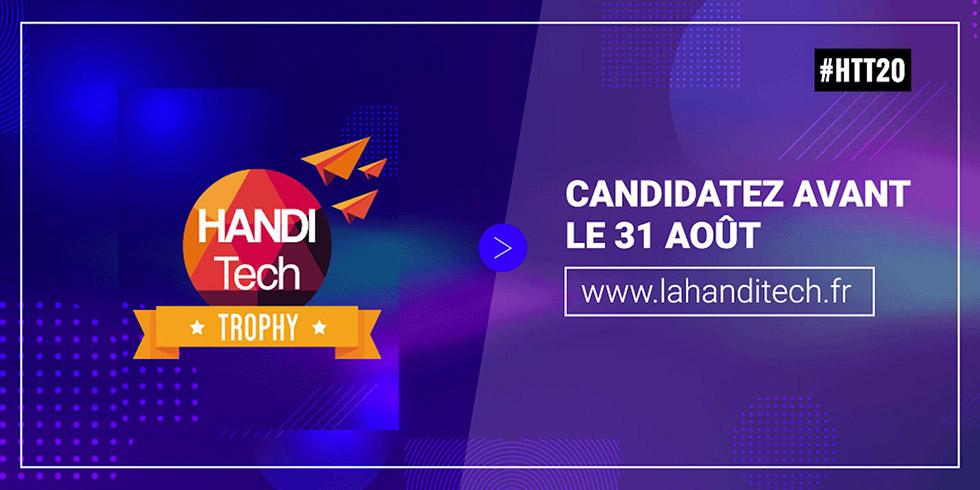 Les Inscriptions Pour Participer Au Handitech Trophy 2020, C'est Maintenant !