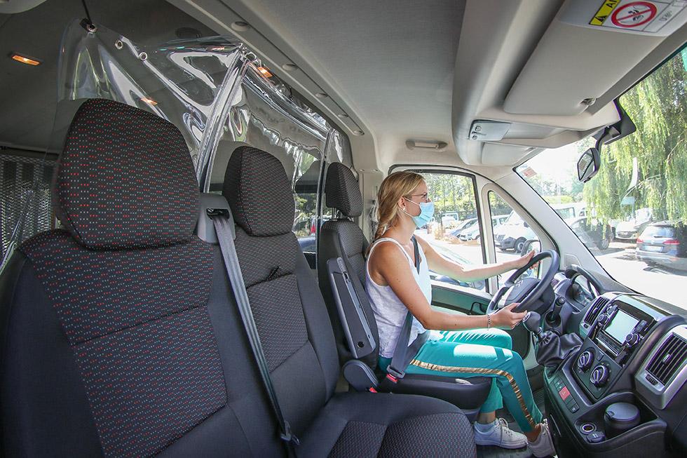 La paroi de protection pour voiture peut bénéficier de la subvention de l'assurance maladie