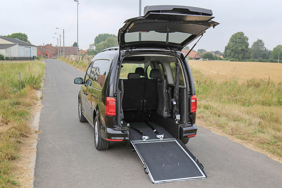 Volkswagen Caddy Maxi Triflex neuf disponible en stock