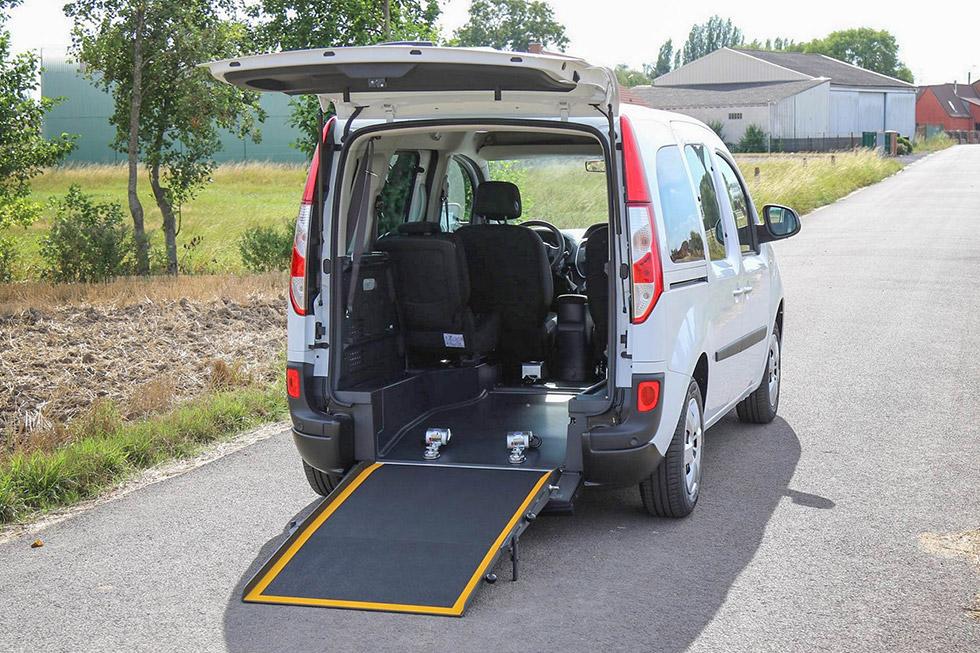 Renault Kangoo Xtra SimplyAccess déjà aménagé prêt à partir !