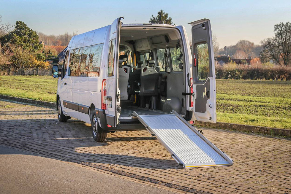 Renault Master L3H2 TPMR Triflex neuf disponible