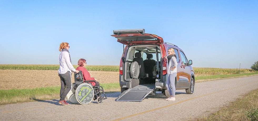 Besoin Urgent D'une Voiture Aménagée Handicap ? Nous Avons Des Modèles Disponibles En Stock !