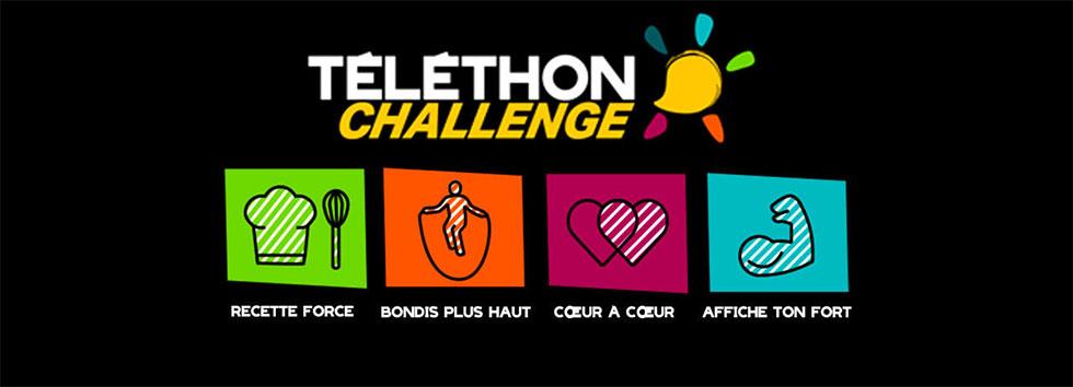 Participez au Téléthon Challenge 2020