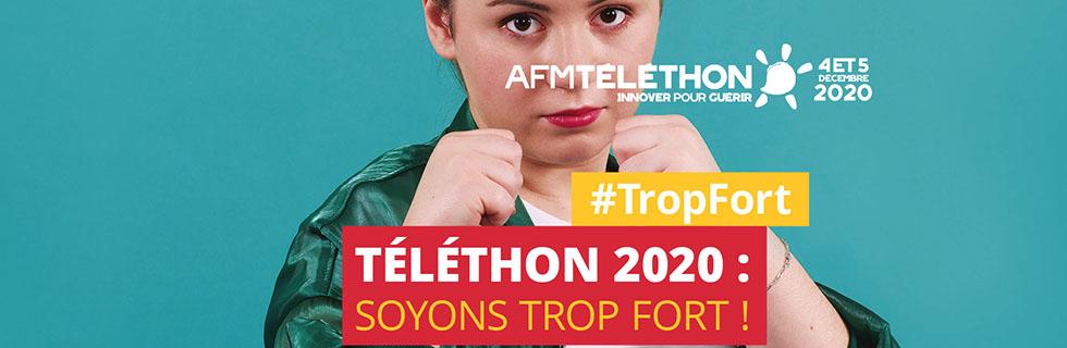 Rendez Vous Pour Le Téléthon 2020 Les 4 Et 5 Décembre Prochains
