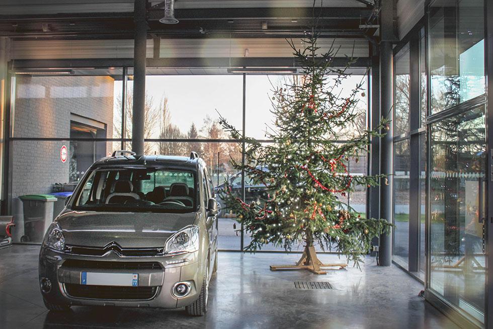 Louez une voiture accessible pour vos déplacements de fin d'année