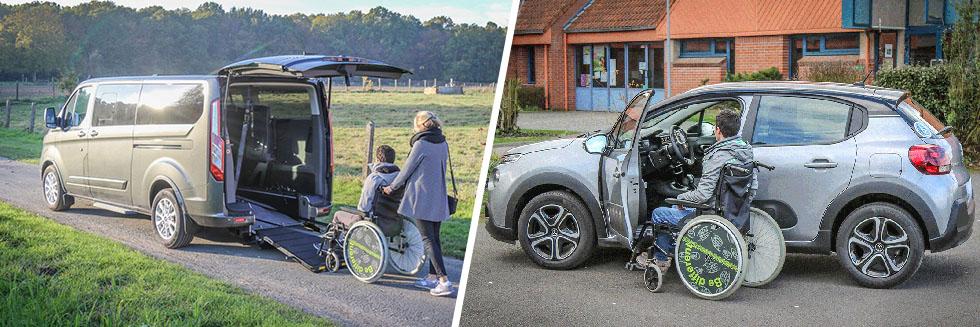 Les voitures pour personnes handicapées sont exonérées du malus écotaxe