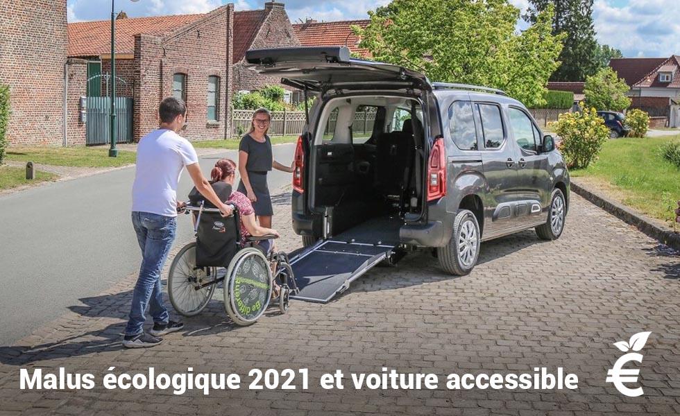 Malus écologique 2021 : Exonération En Cas De Handicap
