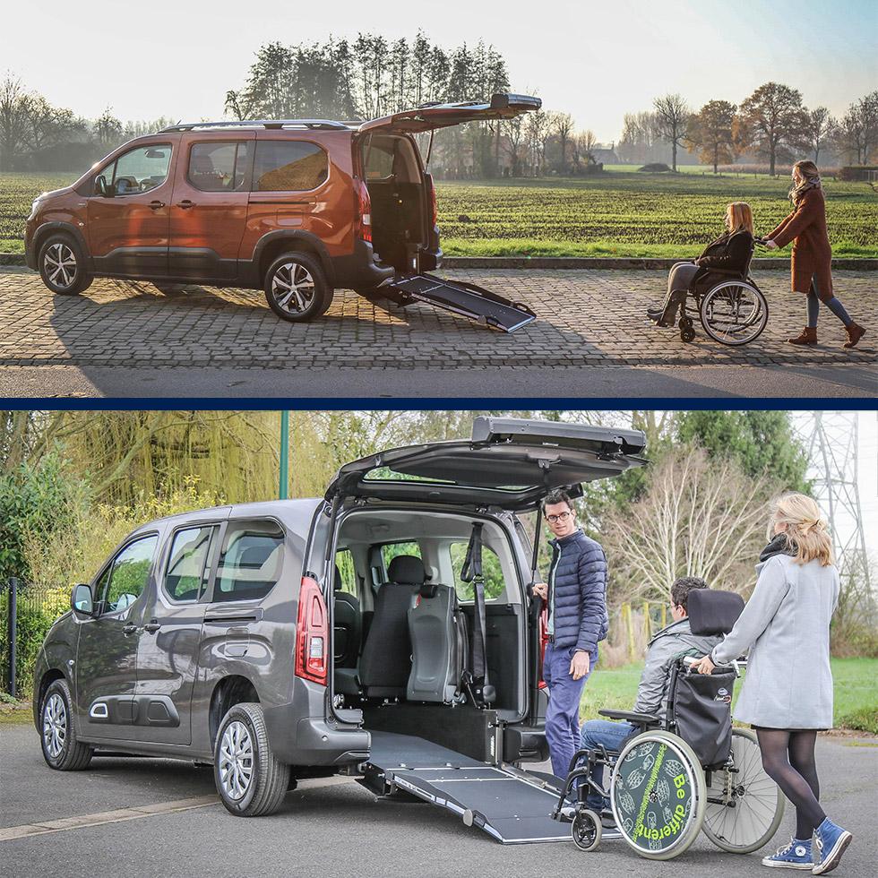 Nous Avons Testé Le Peugeot Rifter Et Le Citroën Berlingo, Tous Deux équipés De L'aménagement Maxi Family !
