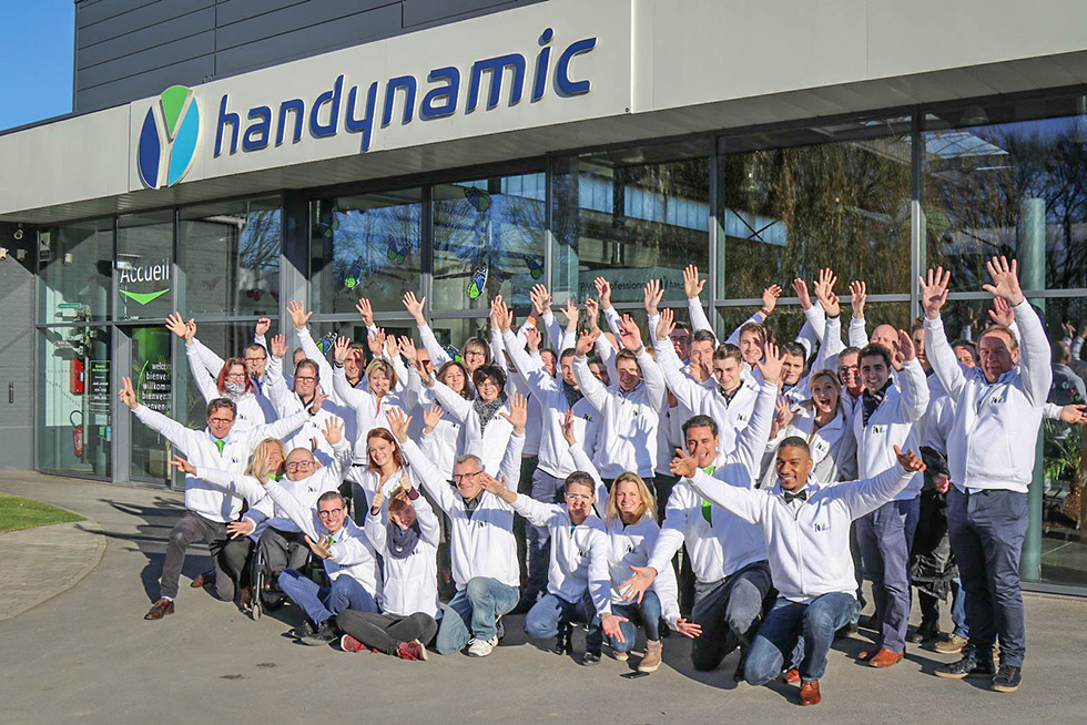 Stage, Alternance, CDD,… Handynamic Recrute !