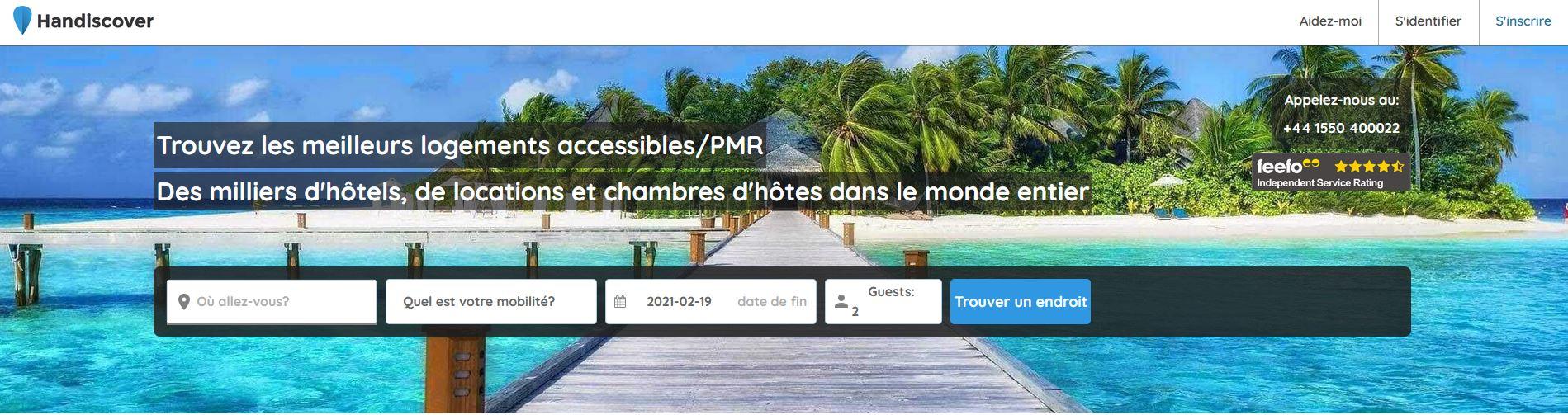 Handiscover, Ou Comment Trouver Un Logement Adapté Pour Vos Vacances !