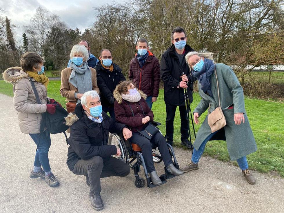 L'Auberge de Simon organise des sorties qui rassemblent personnes handicapées et valides