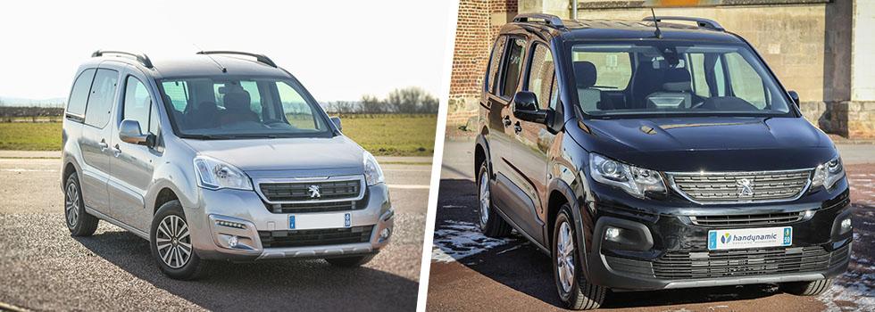 Le Peugeot Rifter est venu remplacer le Peugeot Partner il y a quelques années